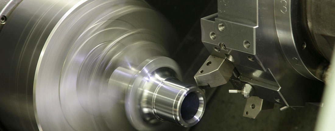 CNC lathe turning metal CAM